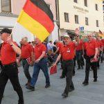 Parade der Chöre in Innichen (S. Candido)